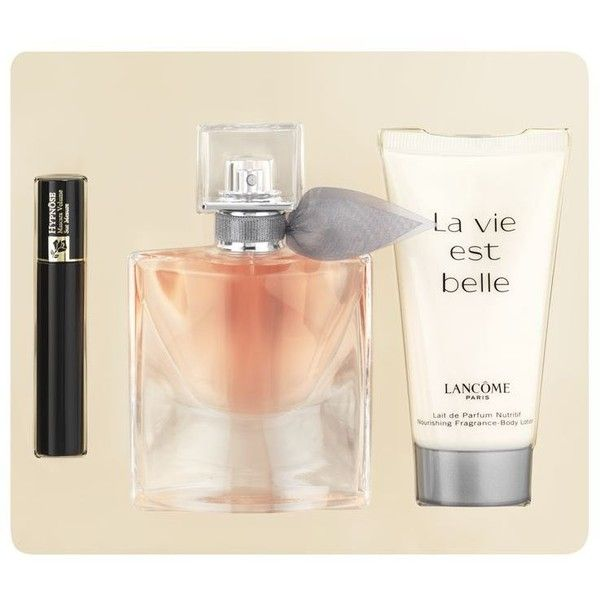 Lancome La Vie Est Belle Classic Christmas Gift Set Edp 30ml 185 Brl Liked On Polyvore Featuring Beauty Products Gift Sets Kits Edp Perfume Blossom