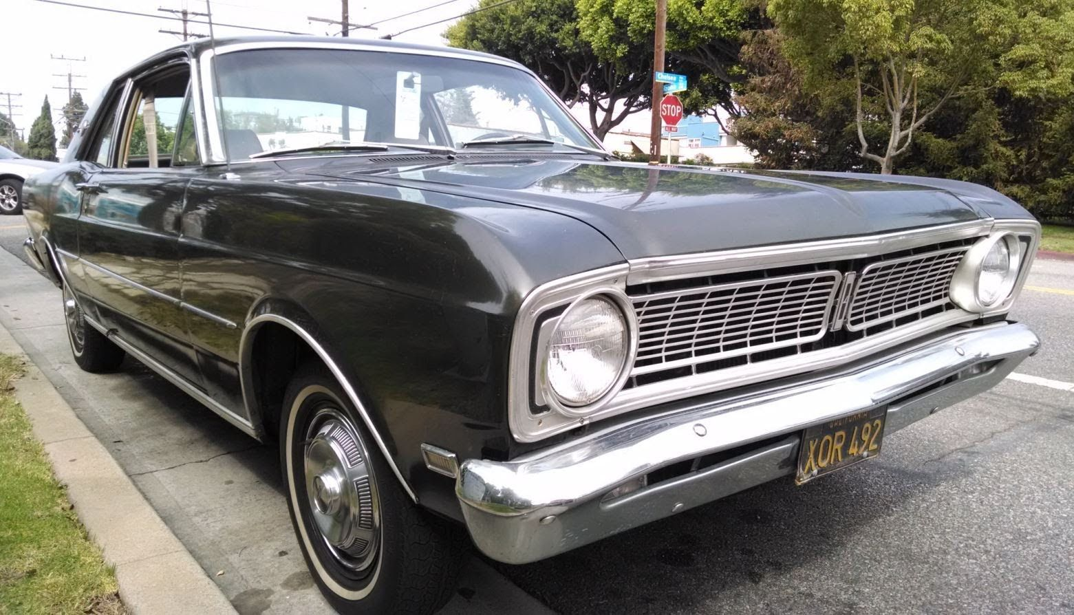 1969 Ford Falcon Time Capsule Pre Purchase Inspection All Original ...