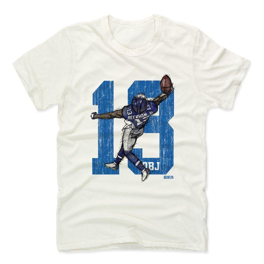 official photos 4f62c d5aa4 Men's Odell Beckham Jr. 2 Fingers B Premium T-Shirt from 500 ...