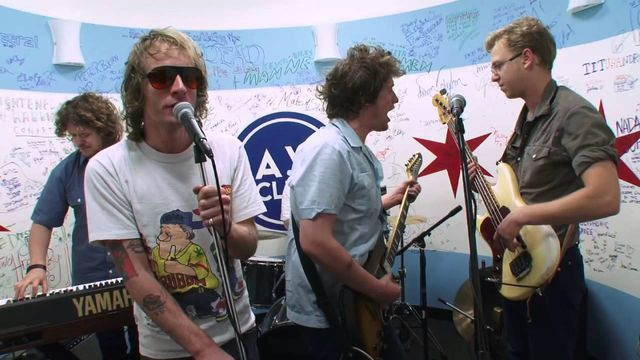 Exclusive: Listen to tourmates The Hold Steady and Deer Tick cover each other's songs · Newswire · The A.V. Club