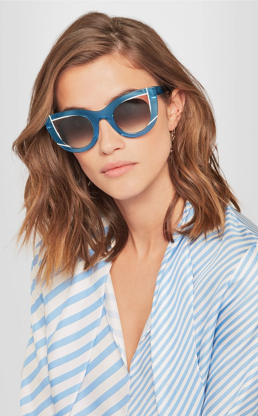 Wavvvy Cat-Eye Sunglasses Thierry Lasry 0cFP8pTZ