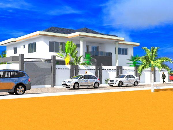 House Design Proposal In Kigali Rwanda Architecture Design