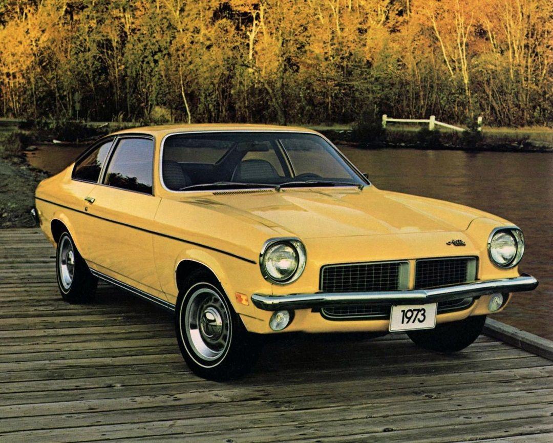 1973 Pontiac Astre Hatchback Coupe