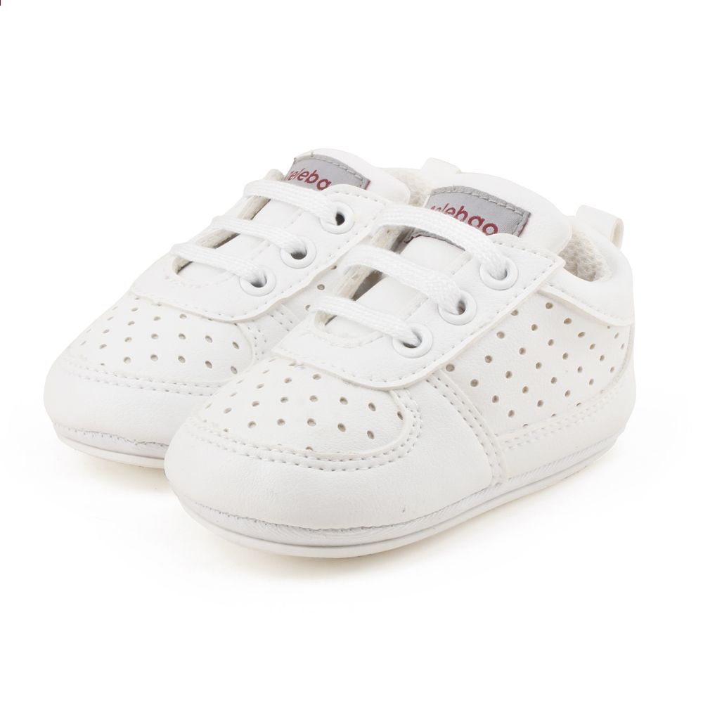 Clothing, Shoes & Accessories Socks & Tights Motivated Puma Sela Diamond Infant Toddler Size Shoes For Girls Off White Pink Soft And Antislippery