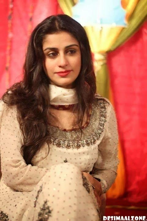 Alishba Yousuf Acted In Eik Nazar Meri Taraf, Mere Dard Ko -4978