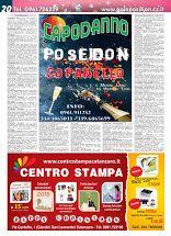 Pole Position 606 - edizione del 15 dicembre   Per sfogliare la rivista on line, collegati al nostro portale www.poleposition.cz.it oppure:   clicca qui per scaricare il file del giornale in formato pdf http://www.poleposition.cz.it/606_web.pdf  clicca qui per il giornale in formato rivista http://issuu.com/poleposition.cz/docs/giornale_606_web