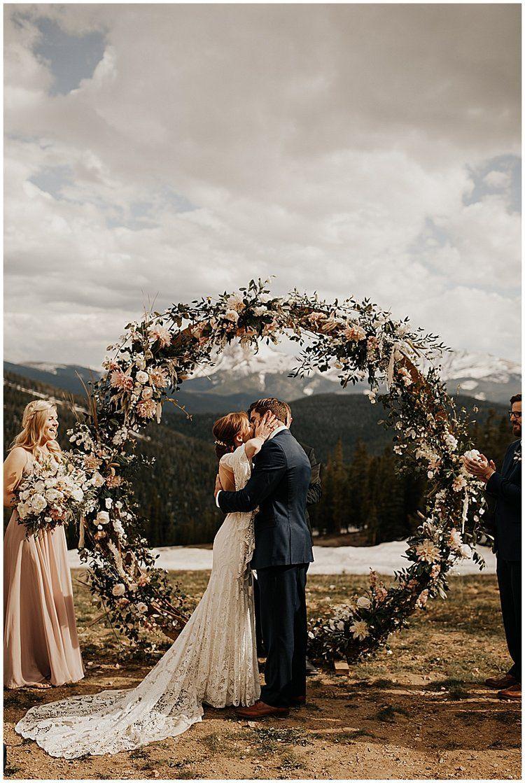 Colorado Mountain Top Wedding Colorado wedding venues