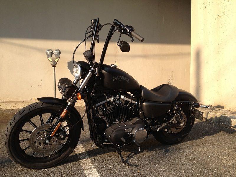 Rsd Ape Hangers Harley Davidson Bikes Harley Davidson Sportster Harley Davidson Sportster 883