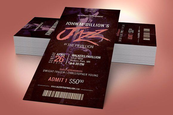 Concert Ticket Template Word Free Other Size S Tickets \u2013 modclothing