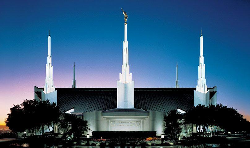 Las Vegas Nevada Las Vegas Temple Las Vegas Nevada Temple
