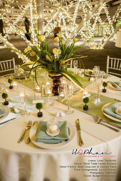Wedding table decor mint pastel green wedding reception wedding table decor mint pastel green wedding reception wedding ideas for junglespirit Images