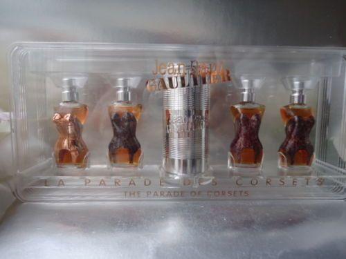 5ml Parfum Vintage Details 4x3 Gaultier Paul 1990s About La Jean lJFcK13T