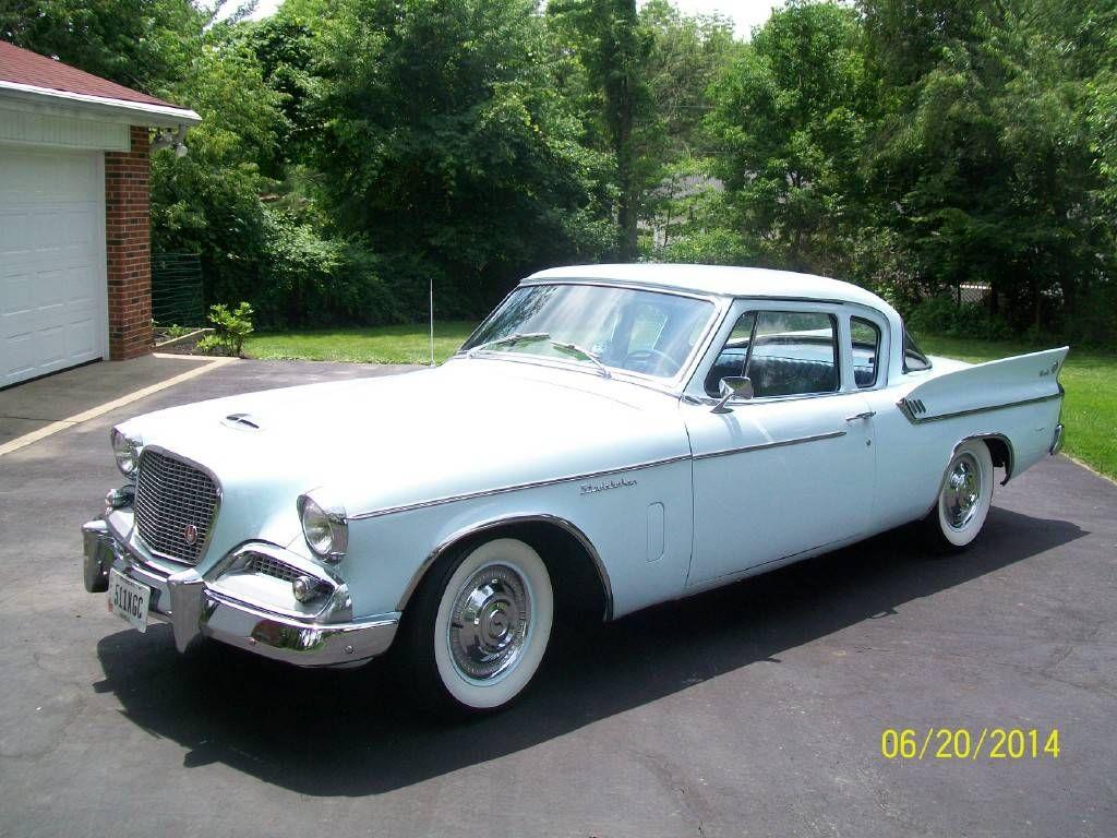 1960 Studebaker Hawk Studebaker Cars For Sale Vintage Cars
