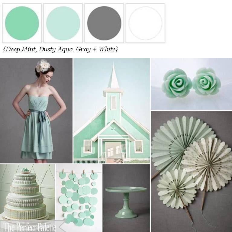 13 Lush Spring Wedding Decorations To Bring To Life Your: Color Palette Creator, Perfect Palette