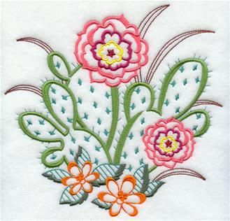 Machine Embroidery Designs at Embroidery Library! - Southwest