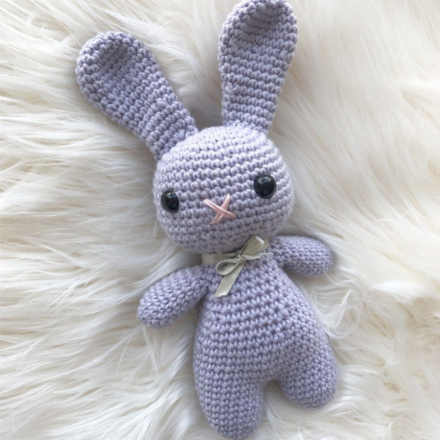 Welcome to my free easter bunny pattern this pattern will show welcome to my free easter bunny pattern this pattern will show you not only how to make a cute bunny but also a variety of flowers for his miniature bankloansurffo Choice Image