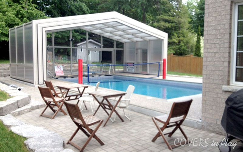 visit our website for high quality retractable pool enclosure
