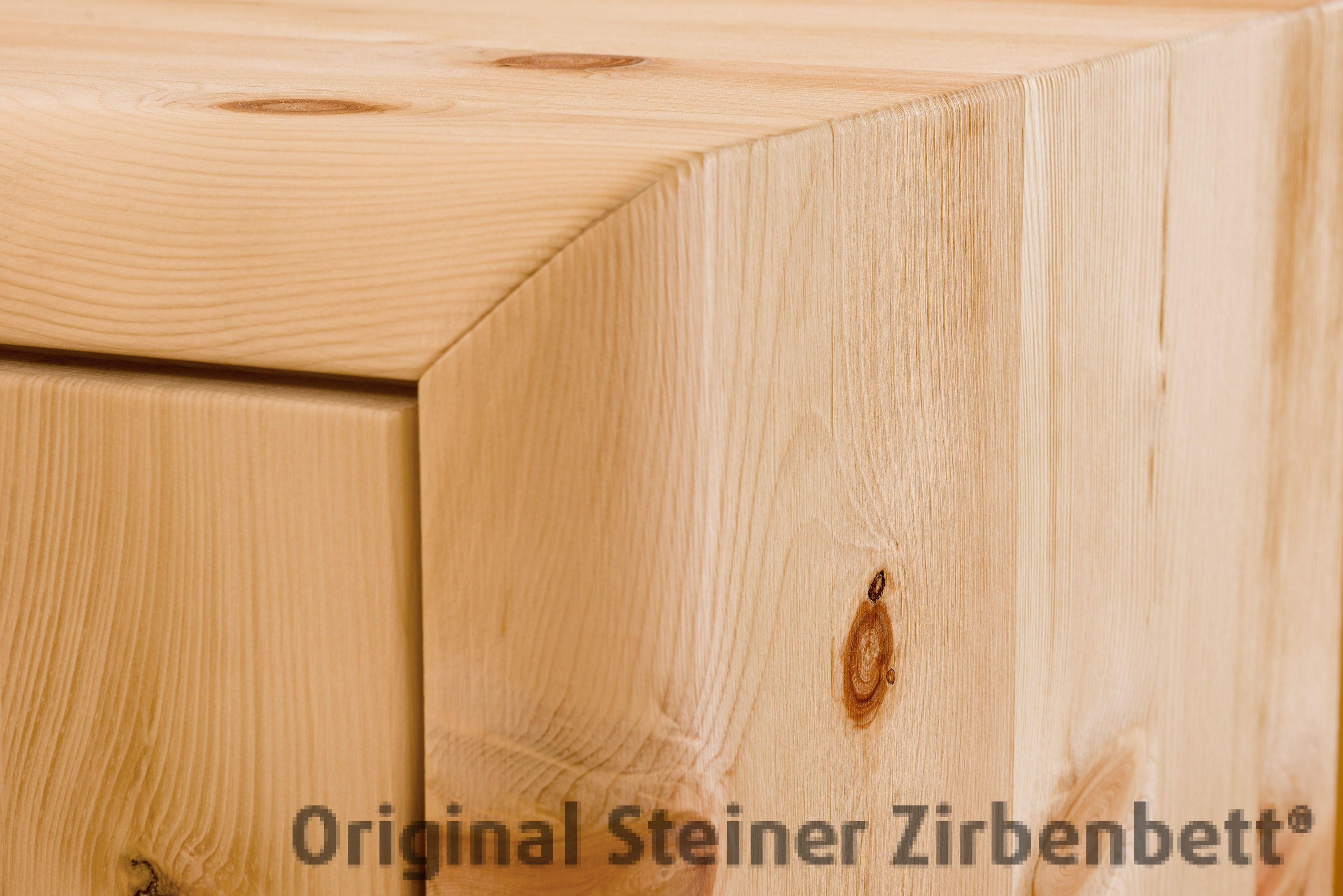 Zirbenholz Kommode Km 07von Leonhard Steiner Zirben Kommode Holz