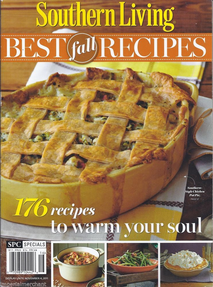 Captivating Southern Living Magazine B