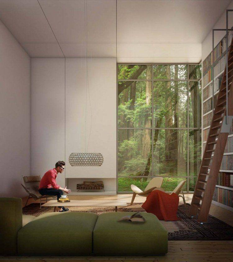 Aménagement salon pour une atmosphère accueillante | Salon design