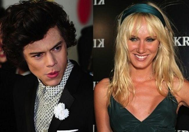 Harry styles on dating older women