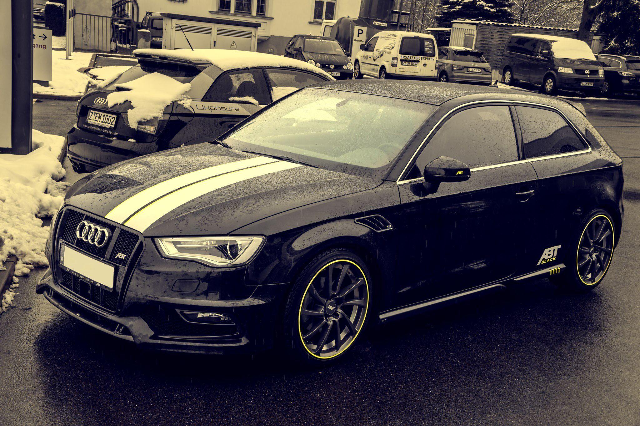Audi AS3 by ABT Sportsline GmbH Cars Pinterest