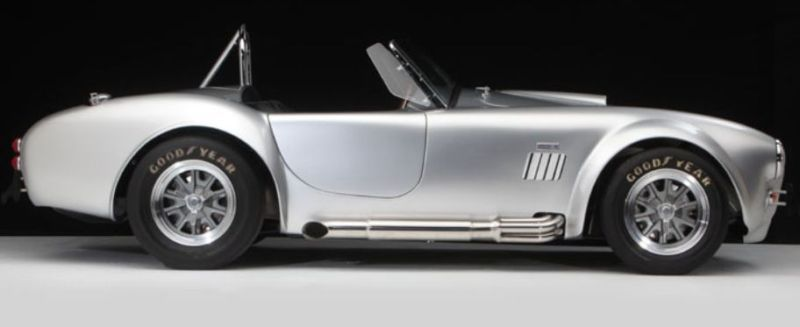 1965 shelby cobra - silver | my car | Factory five, Factory