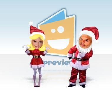 postales de navidad animadas y videos animados gratis - Postales Navideas Personalizadas
