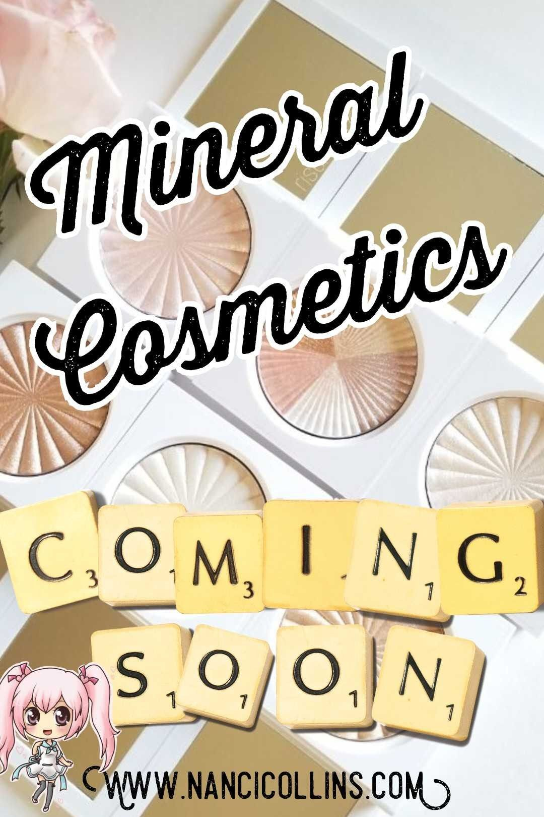Want to know when? Cruelty free cosmetics, Mineral