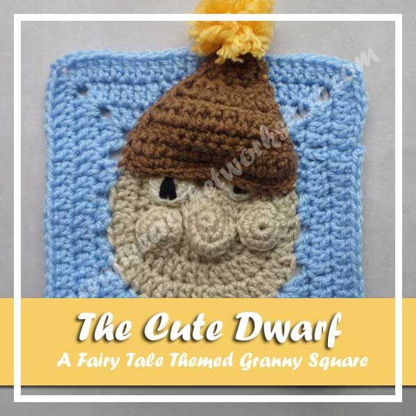 The Cute Dwarf - Free Crochet Pattern | Ganchillo libre, Creativo y ...