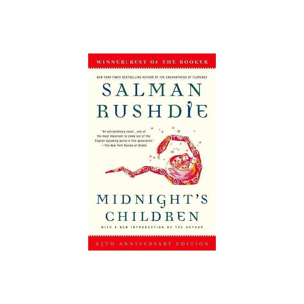 Midnight S Children Modern Library 100 Best Novels 25by Salman