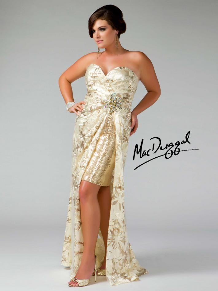 Mac Duggal Fabulouss | Formal Dresses | Pinterest