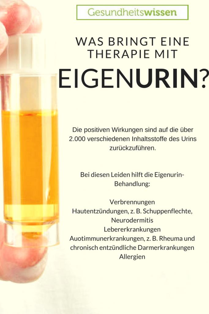 Eigenurintherapie