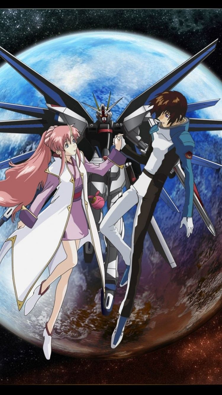 Gundam Iphone 6 Wallpaper Gundam Seed Iphone 6 Wallpapers