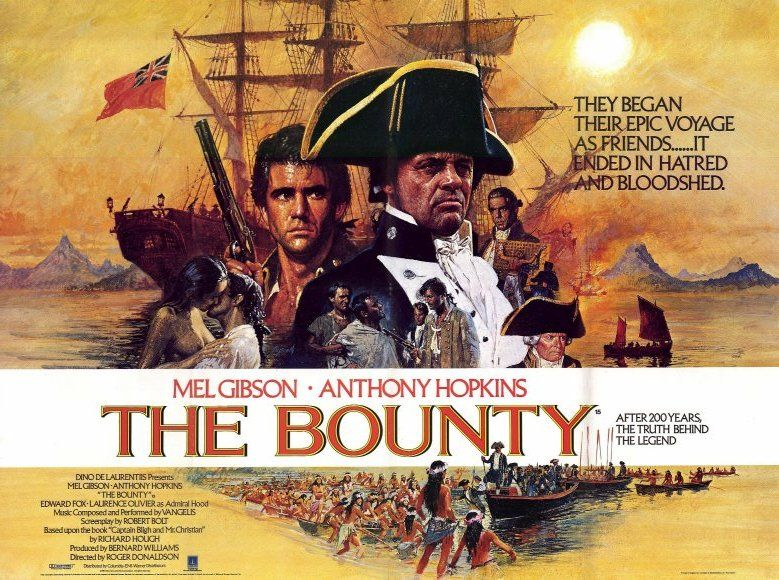 IN THE WAKE OF THE BOUNTY (With images) | Historical film, Movie ...