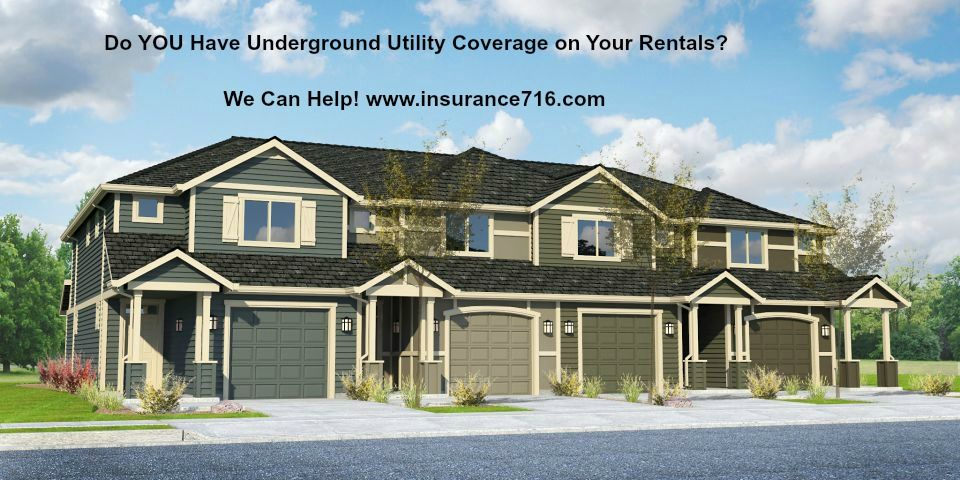 Underground Utility Coverage Is Now Available For Landlords Too