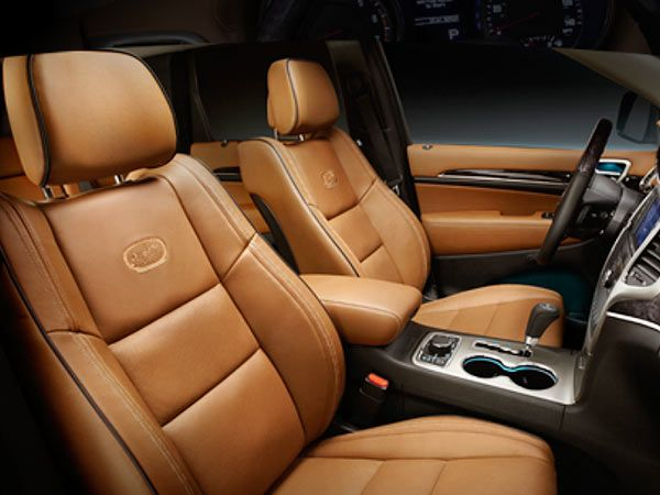 These Luxury Cars Have The Best Interiors Jeep Grand Jeep Grand Cherokee Grand Cherokee Overland