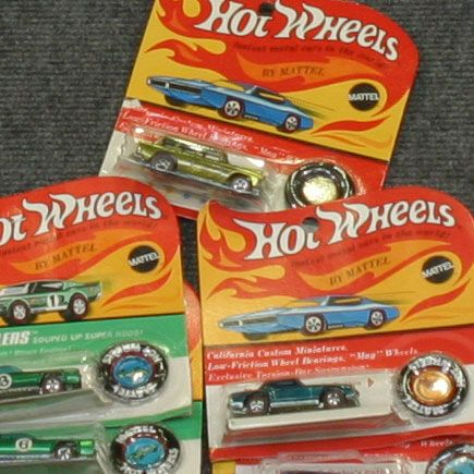 1967 1969 Hot Wheels Car Collection Roadshow Archive Pbs