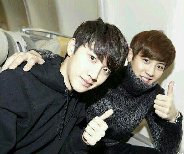 EXO - D.O.& Chanyeol