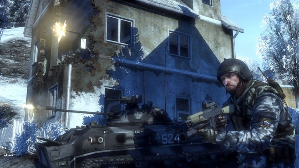 Image From Battlefield Bad Co 2 Battlefield Bad Company 2