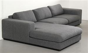 ware 3066598 glismand r diger for bolia sofa med chaiselong model sepia sofa in 2019. Black Bedroom Furniture Sets. Home Design Ideas