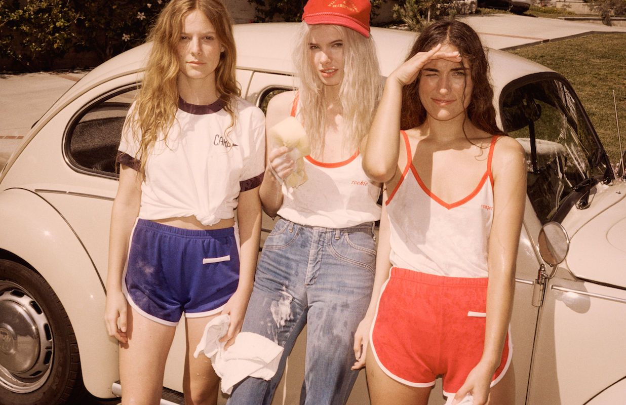 70s Inspired Basics To Get You Through Summer