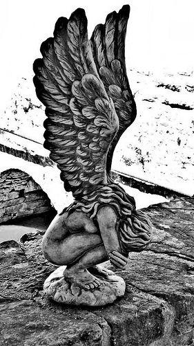 Angel of sorrow~would make a great tattoo