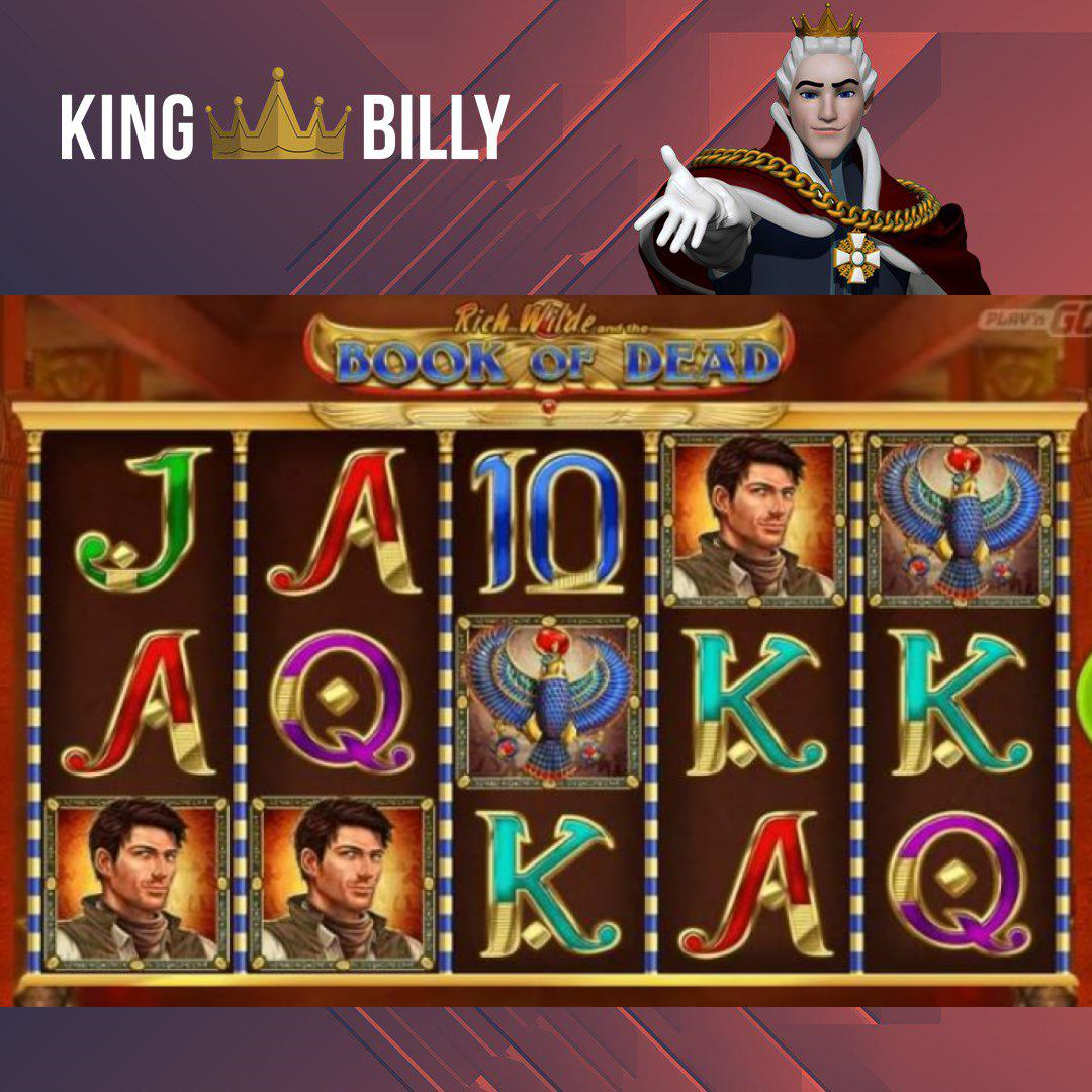 Slot King Book