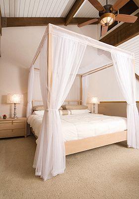 i still want a canopy bed