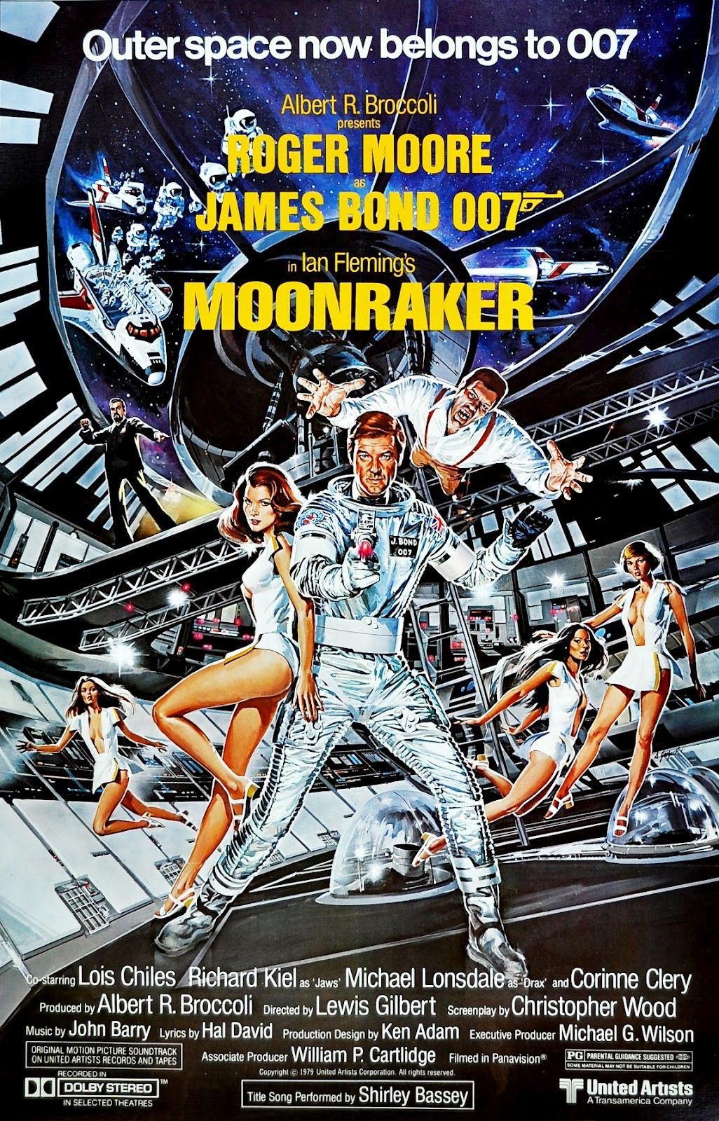 Moonraker With Images James Bond Movie Posters James Bond