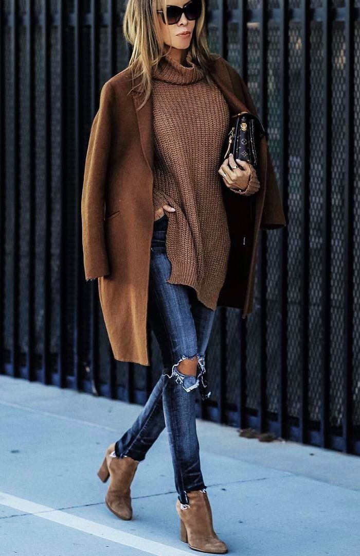 This Easy Winter Outfit Formula Is All Over Pinter