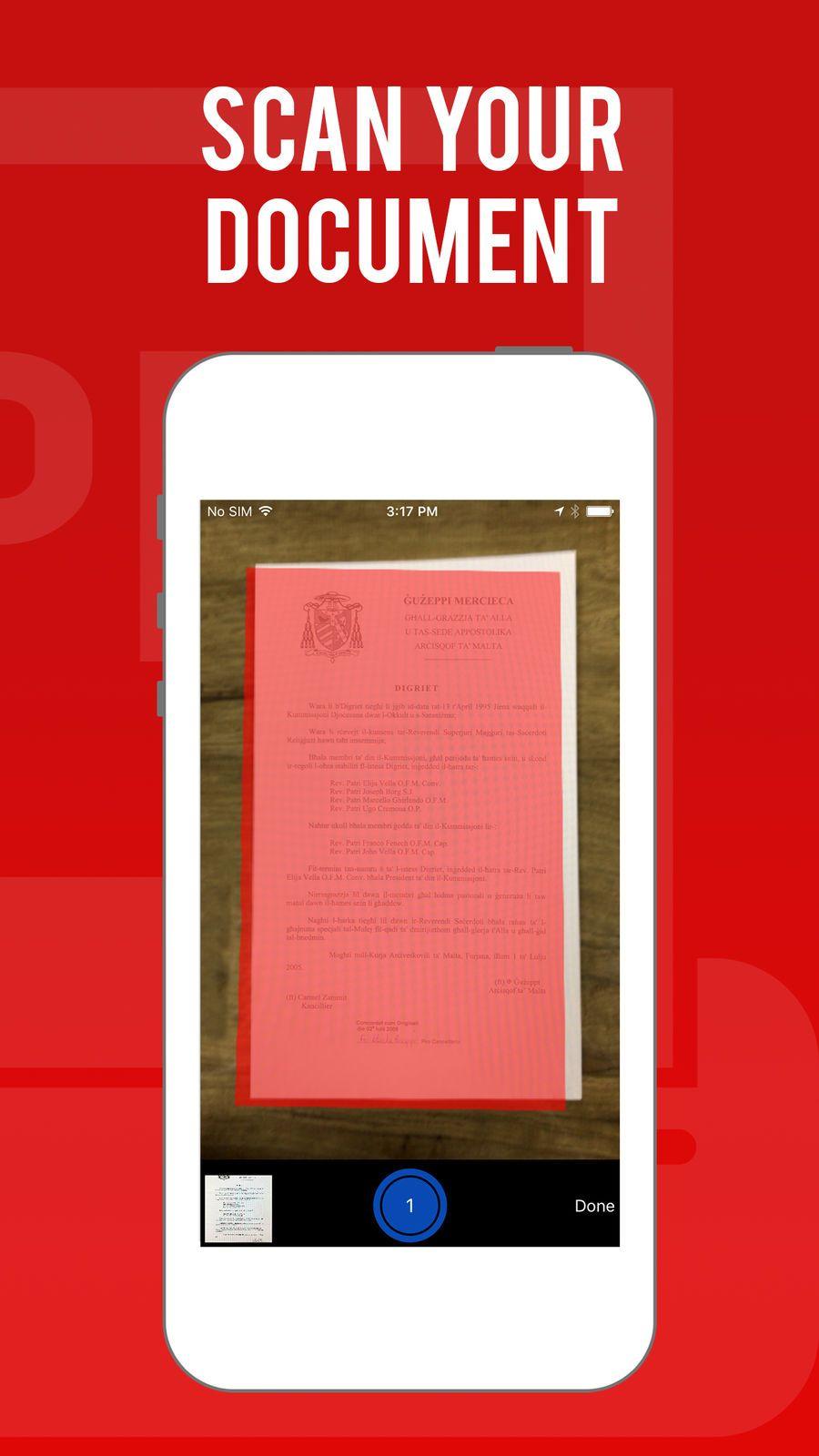 SCANER PDF Scanner iPAdiPhoneFreeapp App, Free apps, Pdf