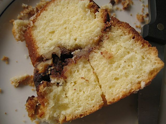 Sour Cream Coffee Cake For A Happy Weekend Sour Cream