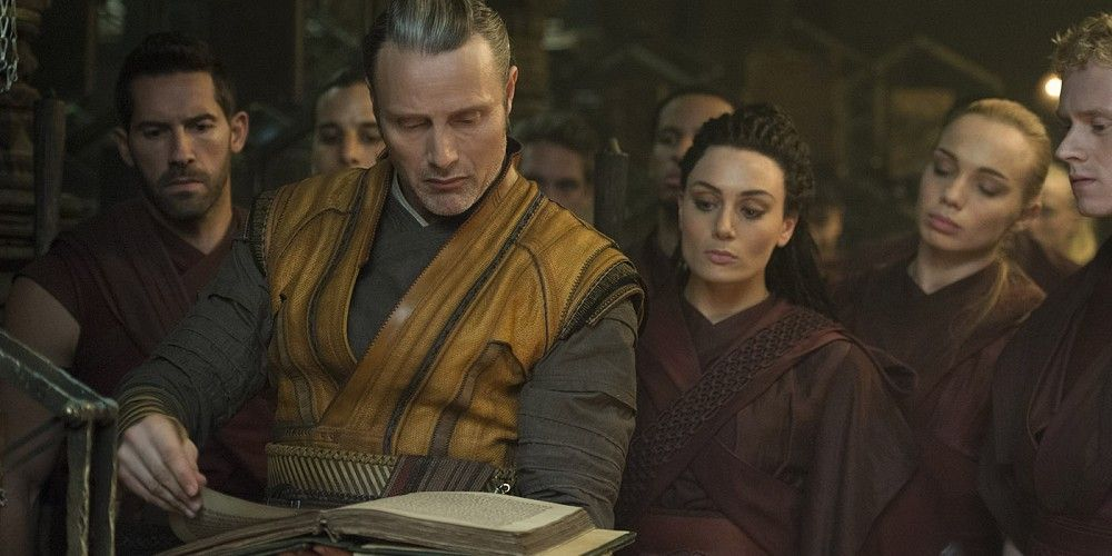 Am I the only one obsessed now with Kaecilius? He is so amazing. He wants to make the world a better place and is that totally bad? He isn't evil maybe makes really bad decisions but not evil. He lost his family and was looking for answers and never got them. Yes he has killed people but so has Mordo, Wong, the Ancient One he seems to think that he is doing it for the greater good. I really hope that he returns